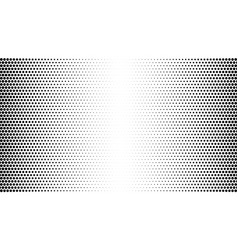 Halftone dotted gradient background vector
