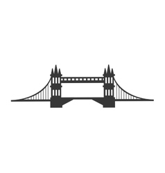 London bridge england design vector