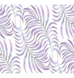 Palm Leaf pastel pattern2 vector image