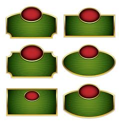 Simplistic labels vector