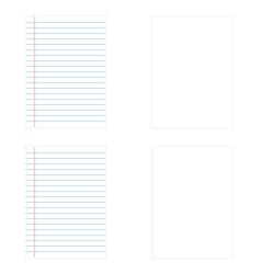 Paper Note vector image