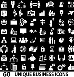 BusinessBlack vector image vector image