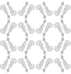 decorative pattern for textile design vector image