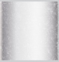 gray halftone background vector image