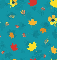 Happy Thanksgiving Day seamless pattern vector
