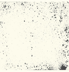 Overlay grunge structure on white background vector