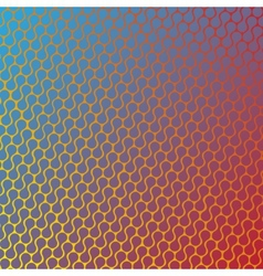 Abstract background with gradient vector image vector image
