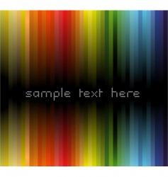 business flyer background vector image