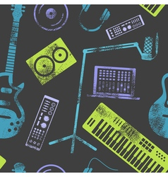 Musicproductionpattern2 vector
