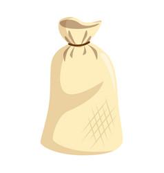 trash bag icon vector image