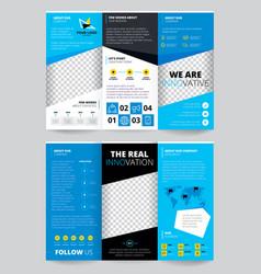 flyer trasparent design vector image