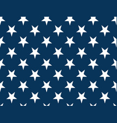 American flag stars - seamless pattern non vector
