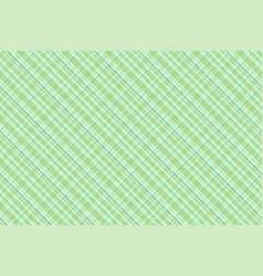 green irish plaid watercolor style seamless vector image