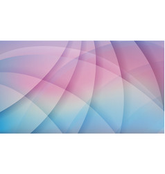 soft blue and pink abstract sunset background vector image