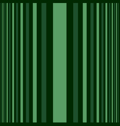 vertical dark and light green stripes print vector image