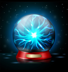Plasma Ball Lamp Vector Images (27)