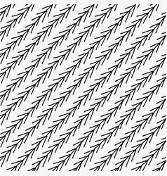 Black marker diagonal chevrons vector