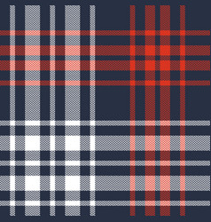 check plaid pattern vector image