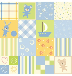 Set child patterns vector