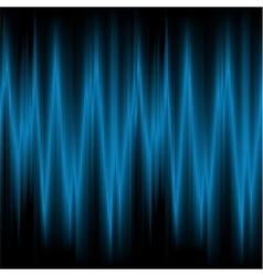 Background with glowing striped vector image vector image