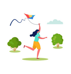 Active sports people cartoon vector