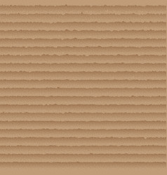 cardboard seamless pattern - endless background vector image
