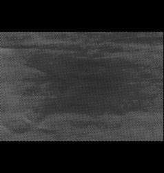 dark halftone overlay vector image