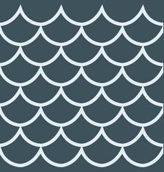 Seamless pattern dark blue background vector