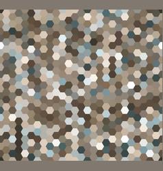 Mosaic tiles texture background vector