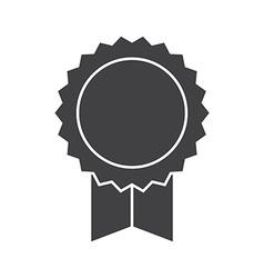 Graduation Award Insignia Icon vector image