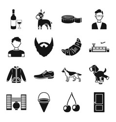 Drink atelier fashion and other web icon in vector