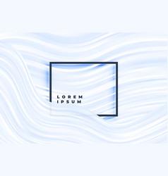 elegant light blue stripes background vector image