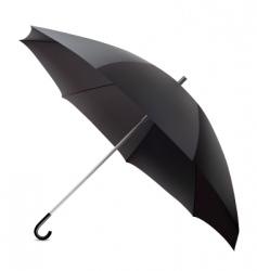 umbrella illustration vector image vector image