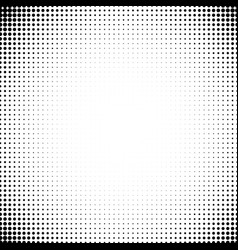 background dots in corners the vector image