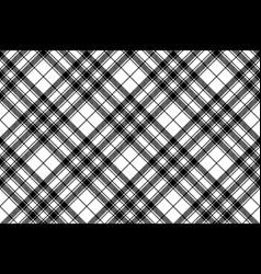 pride scotland tartan check plaid pixel vector image