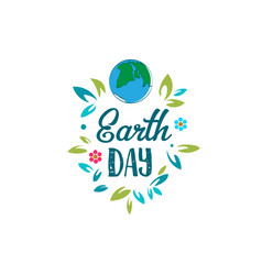 creative world environment day vector image