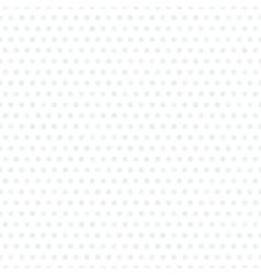 Light pastel polka dots seamless pattern vector