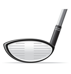 golf 26 vector image vector image