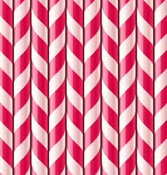Candy cane seamless pattern vector