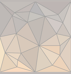 abstract vitrage with triangular gray scale grid vector image