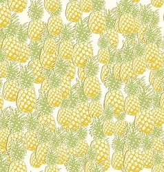 Pineapple3 vector image