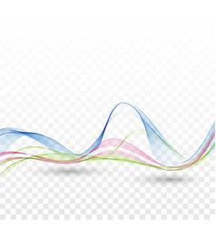 Background wave movement waves vector