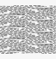 Black marker hatched wavy texture vector