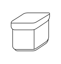 Box icon imgae vector