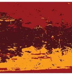 Grunge textured background vector