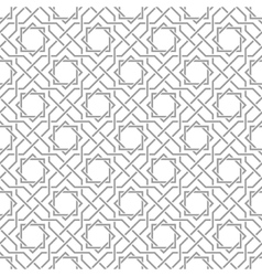 Tangled Eastern Pattern vector image