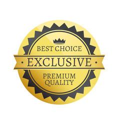 best choice exclusive premium vector image
