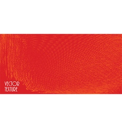 texture red orange vector image vector image