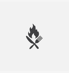 Calories base icon simple sign vector