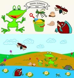 0815 11 frog v vector